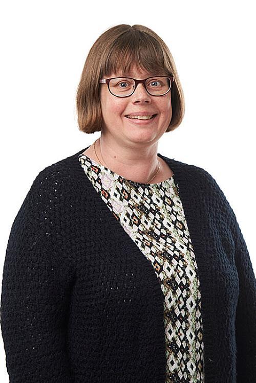 Profilbild på Eva Evertsson