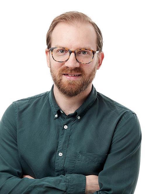 Profilbild på Mattias Hedberg